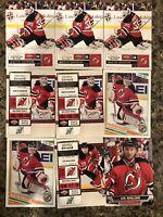 New Jersey Devils Premium Card Lot (46) Brodeur Elias Parise