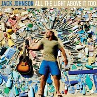 "Autographed Signed JACK JOHNSON ""All The Light Above It Too"" CD Booklet with CD"