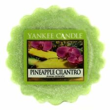 Yankee Candle Wax Melt Wax Pineapple Cilantro NEW