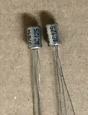 Mullardphilips Ac125 Nkt275 Pnp Germanium Transistors Premium Set Fuzz Face