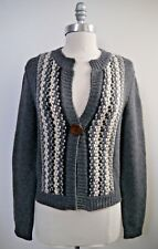 BRUNELLO CUCINELLI $1,500 100% cashmere 8 and 20 ply sweater size M WORN ONCE