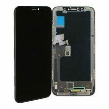 100% OLED LCD FOR IPHONE X TEN 10 LCD/SCREEN/DISPLAY/DIGITISER/TOUCH/ASSEMBLY