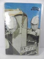 BLECHSCHILD FORD Nostalgie,30 cm,extra dickes Blech