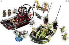 LEGO WORLD RACERS 8899 GATOR SWAMP 100% COMPLETE