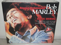 3 CD BOB MARLEY - SUN IS SHINING