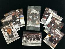 New Unopened Los Angeles Kings 2012 Stanley Cup Champions 9 Card Team Set - Sga
