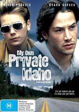 MY OWN PRIVATE IDAHO - River Phoenix, Keane Reeves (DVD, R4, Free Postage)