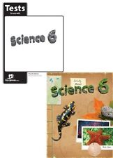BJU Press- Science 6 Activities Manual and Tests 4th Ed.