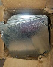 "Qty 50 Centaur Cm-4Bc 4"" Square Cover Flat Blank Free Shipping"