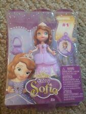 Mattel Disney Junior Sofia The First Princess Sofia Mini Figure New Sealed