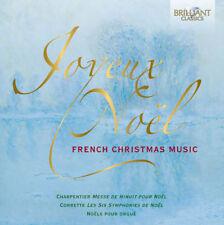 Michel Corrette : Joyeux Noël: French Christmas Music CD 3 discs (2017)