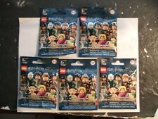 LEGO,   HARRY POTTER MINIFIGS,  FANTASTIC BEASTS   (   POTTER MINIFIGS   )  X 5
