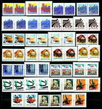 American Culture Complete Set of 28 MNH Coil PAIRS Scott #s from 2902 to 3770