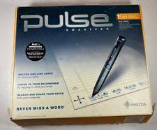 Pulse Smart Pen Recorder Digital Touch Mac Windows Livescribe 1 GB Paper