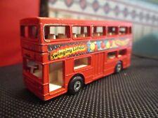 MATCHBOX MB17 LONDONER DAIMLER FLEETLINE CARNABY STREET no packaging