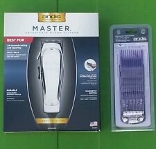 Andis Master Clipper w/ Small Nano Guide Set