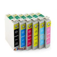 12x Compatible Ink Cartridges for Epson 82N 81N Artisan 730 837 635 867 Printer