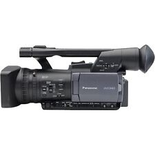 Panasonic AG-HMC155 3CCD AVCHD 24fps PAL Camcorder - Black