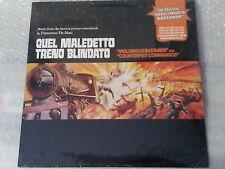 FRANCESCO DE MASI Quel Maledetto Treno Blindato NEW/SEALED Quentin Tarantino