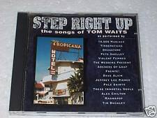 CD - STEP RIGHT UP - THE SONGS OF TOM WAITS - 1995