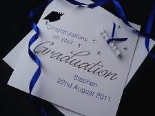 Handmade Congratulations Graduation Card