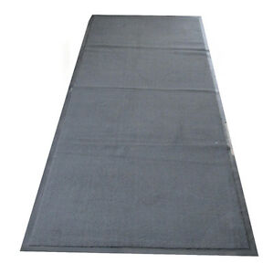 1x C Grade Non slip 6x4 Dirt Trapper Floor Dog Mat Workshop Kennel Stable Carpet