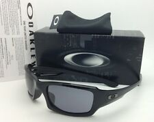 Authentic OAKLEY Sunglasses FIVES SQUARED OO9238-04 54-20 Black with Grey Lenses