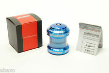 FSA Orbit MX Threadless 1-1/8 Headset Blue