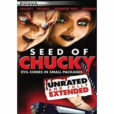 SEED OF CHUCKY DVD Unrated and Fully Extended Brand NEW Factory Sealed