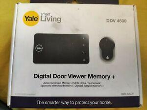 Yalesmart living Digital Door Viewer memory+