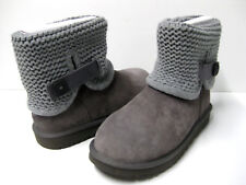 Ugg Shaina Women Boots Grey US 7 /UK5.5 /EU38 /JP24