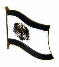 Fahnen Pin Königreich Preußen Anstecker Flagge Fahne