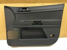 VW POLO 9N3 2005-09 DRIVERS RIGHT SIDE FRONT DOOR CARD PANEL IN GREY 6Q4867012