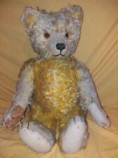 Teddybär Teddy Bär Schuco Patent Tricky Yes - No Kopfbewegung Schreyer & Co