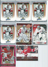 Jim Howard  Detroit Red Wings  6-RC Lot + 3- Inserts = 9-Total Cards