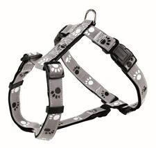 Harnais gamelles noirs pour chien