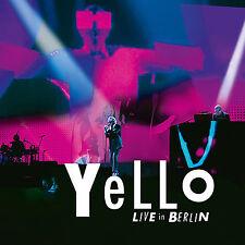 Yello Live in Berlin 2 CD 2017