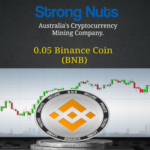 0.05 Binance (BNB) - Instantaneous speed Mining Contract for Cryptocurrency.
