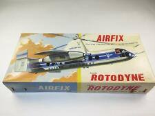 VERY RARE Airfix Model Aircraft Kit 1/72 FAIREY ROTODYNE Unmade in Type 2 Box