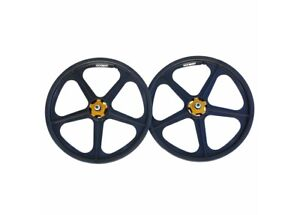 "Old School bmx 20"" skyway wheels graphites limited edition"