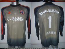 Bayern Munich Shirt Kahn Jersey Trikot Adidas Small Football Soccer Munchen GK