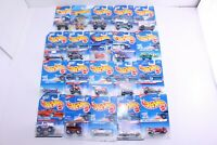 Lot Of 20 Vintage Hot Wheels Cars 1990s Different Models Brand New
