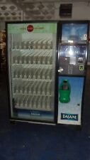 Dixie Narco 5000 elevator soda / beverage vending machine