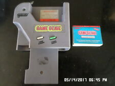 Game Genie for Gameboy System w/ Code Book GB