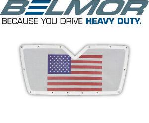 Belmor BS-1988AF- Bug Screen Grille Covers 86-09 Peterbilt 357 375 377 378 379