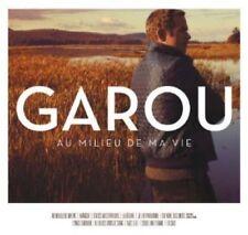 CD de musique édition de luxe pour chanson française sur album