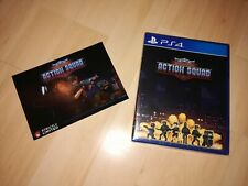 NEU&OVP Action Squad Playstation 4 PS4 Strictly Limited Run Games Rare Selten