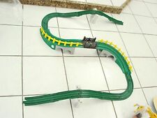 Geotrax Mountain Bridge Train Track Green Elevated Overpass w/ extra track