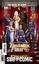FANTASTIC FOUR #33 (MARVEL 2021 1st Print) COMIC