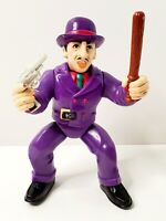 1990 Playmates Dick Tracy Coppers and Gangsters The Rodent Loose Action Figure